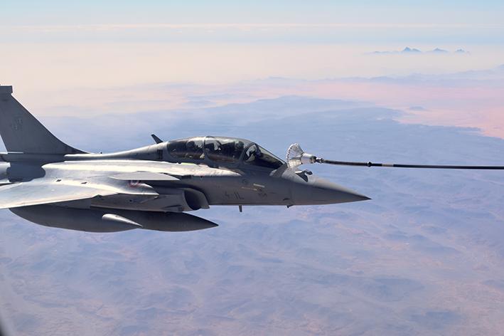 Armée de l'Air : dans les coulisses d'une mission record
