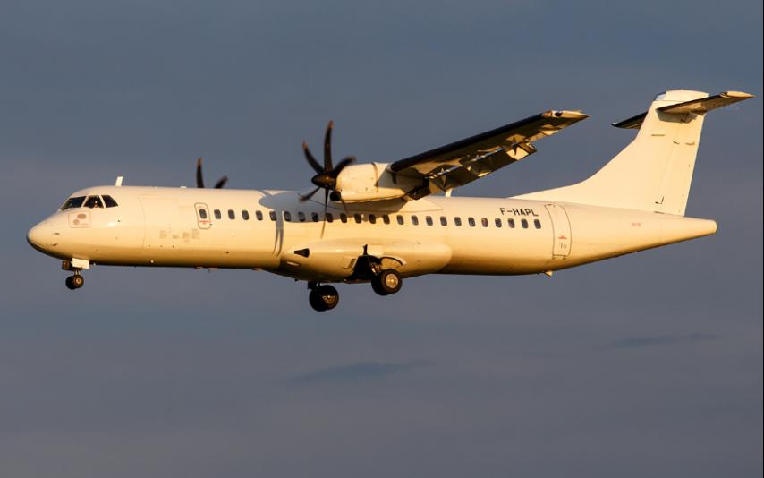 Un ATR 72-500 de plus pour Chalair Aviation