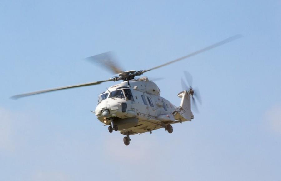 Les NH-90 belges vont déménager à l'aéroport Ostende