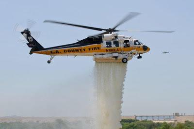 Sikorsky produira deux S-70i Black Hawk pour Los Angeles