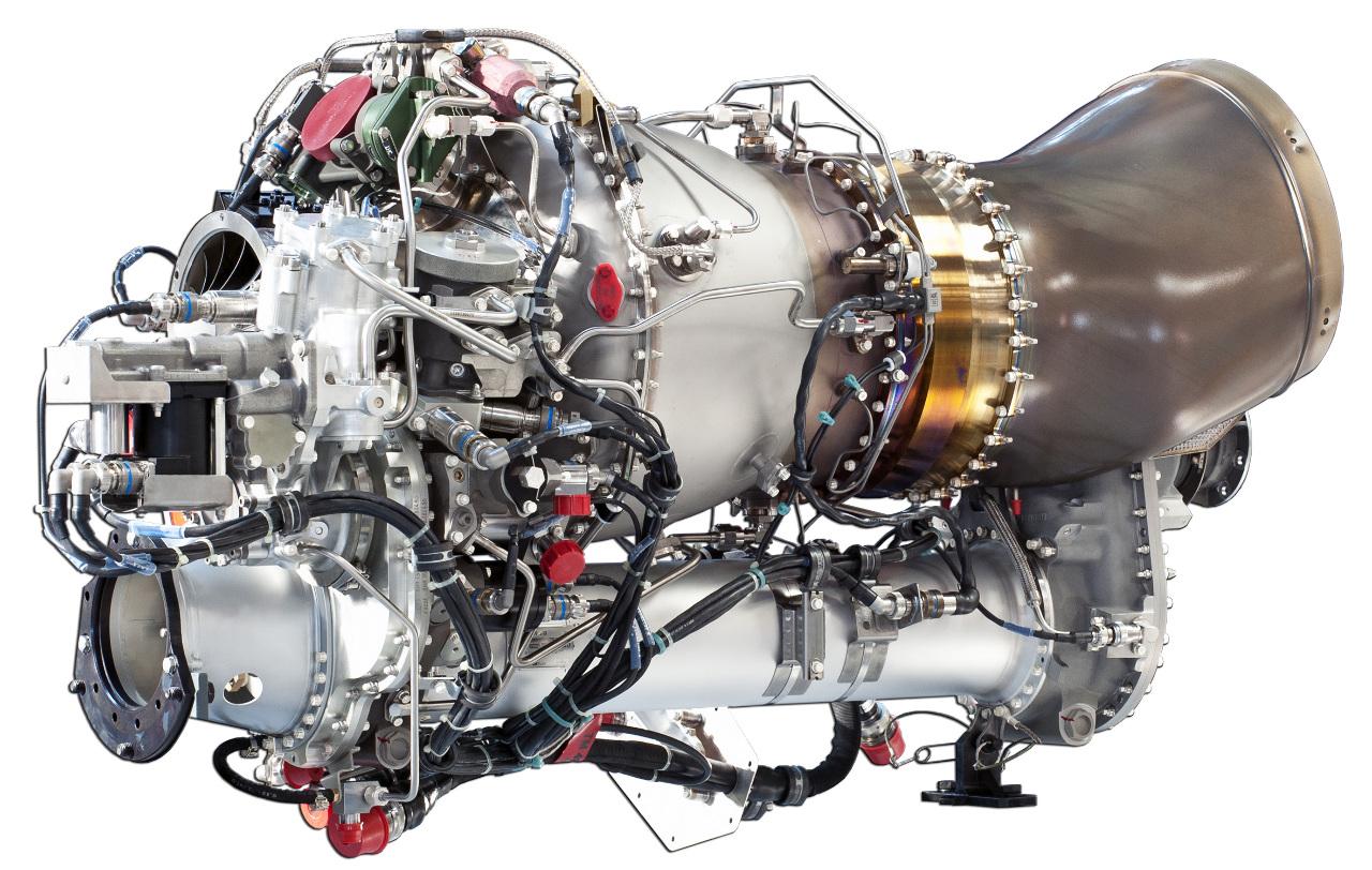 Certificat de type pour le Turbomeca Arriel 2N