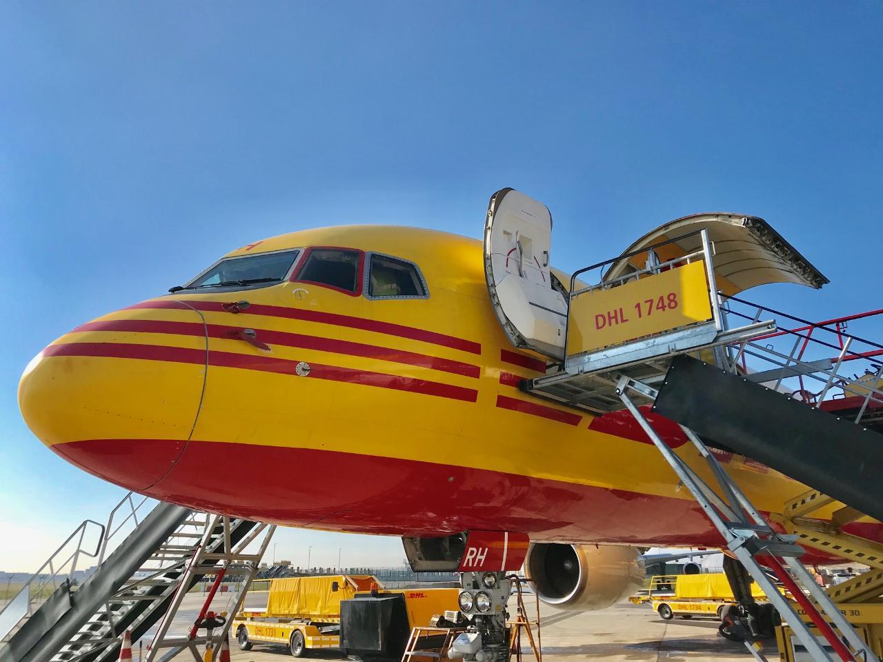 DHL inaugure son nouveau hub à Bruxelles