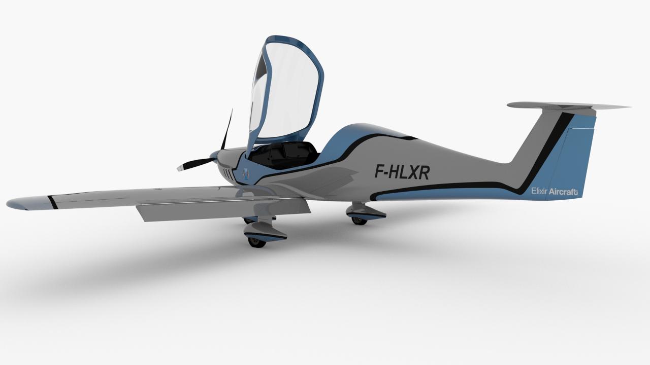 Elixir Aircraft passe aux pré-commandes