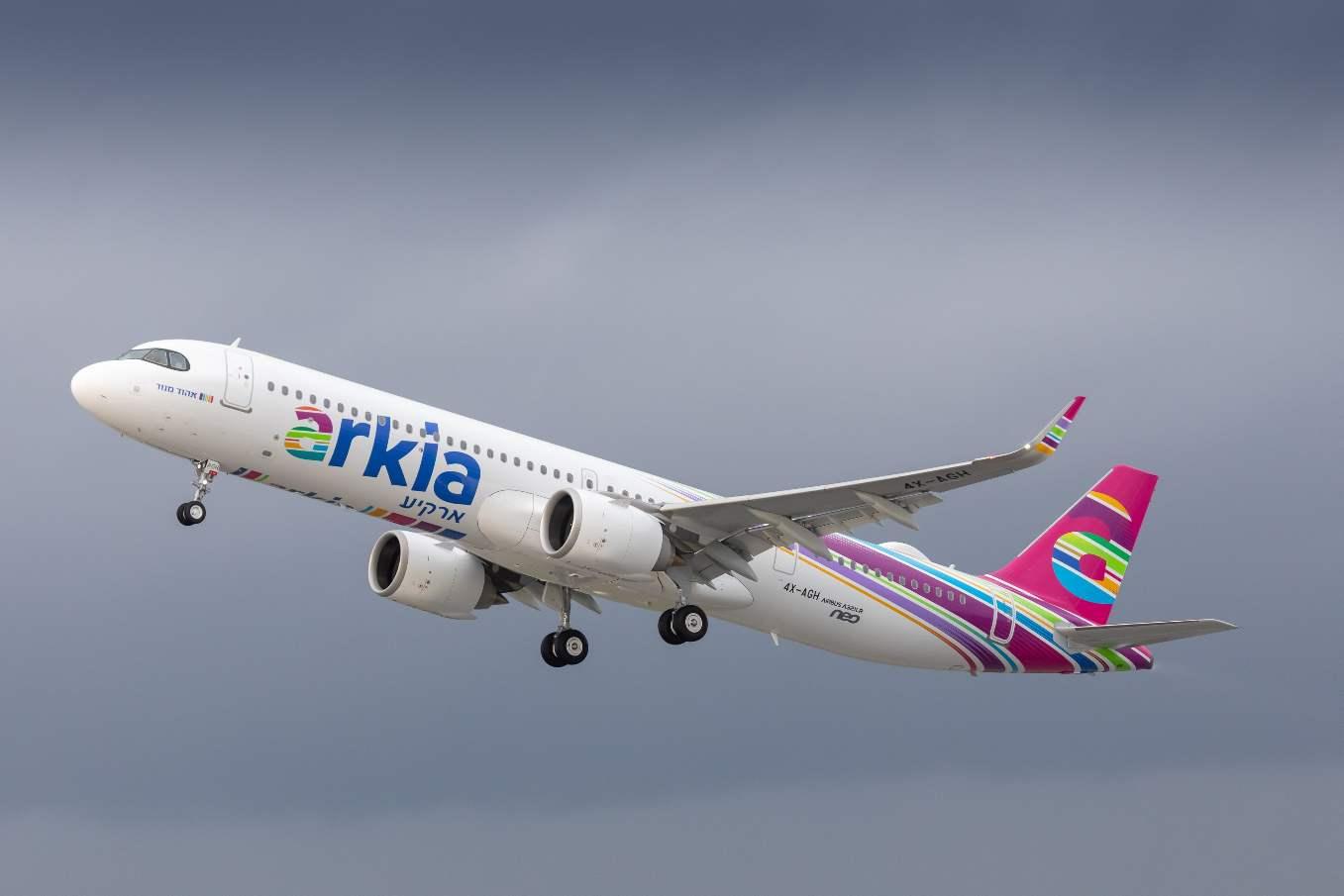 Airbus A321LR : plus de 110 appareils vendus