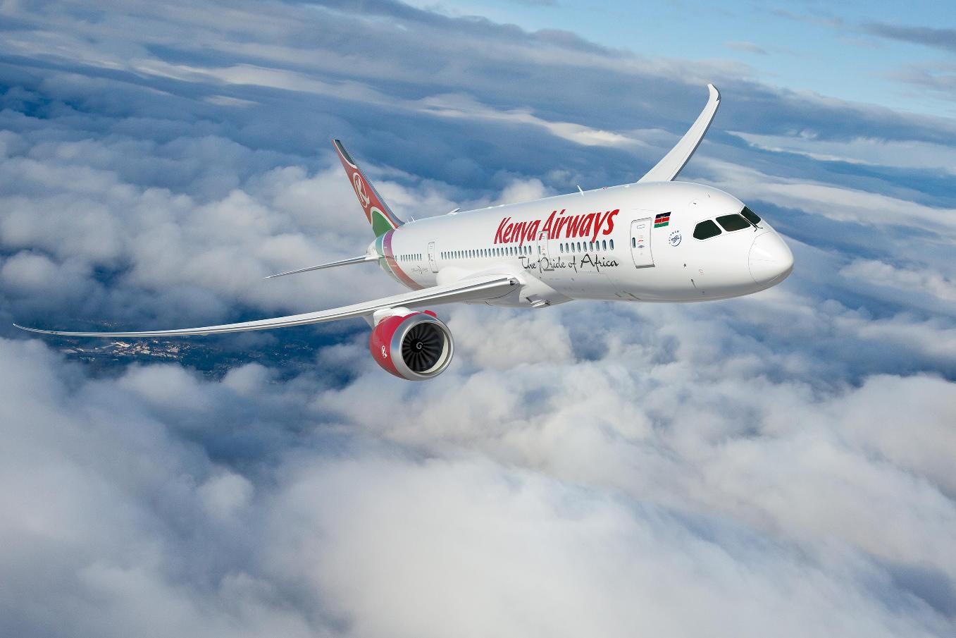 Kenya Airways renforcera sa desserte de Paris l'été prochain