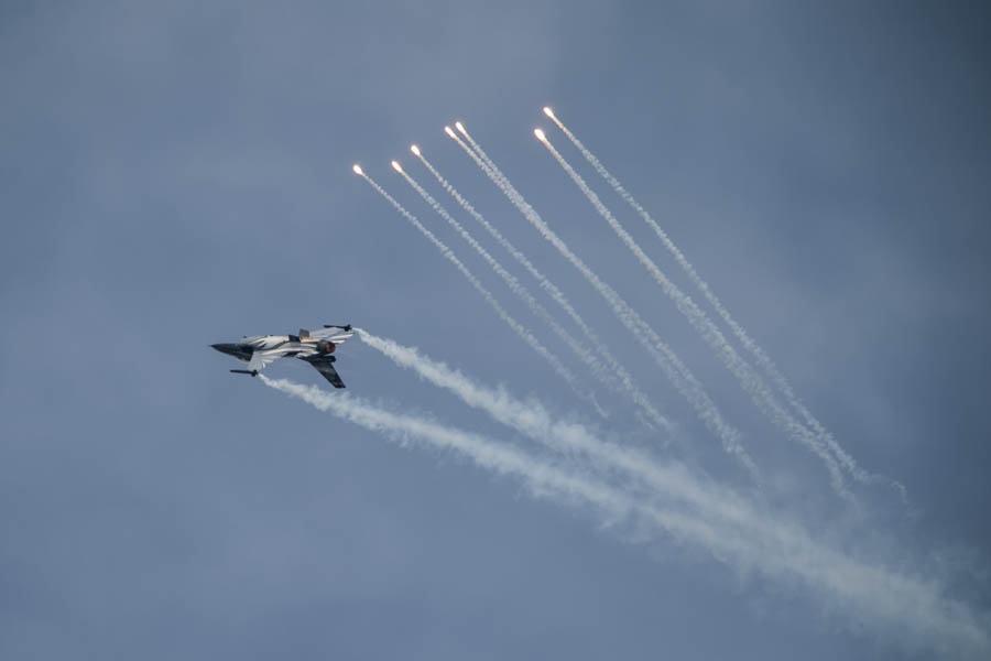 La force aérienne belge recrute