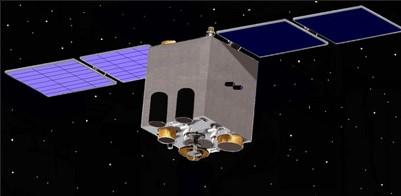 Kiev s'offre un satellite de reconnaissance