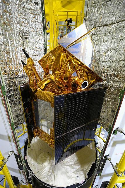 Sentinel 5P complète la famille Copernicus