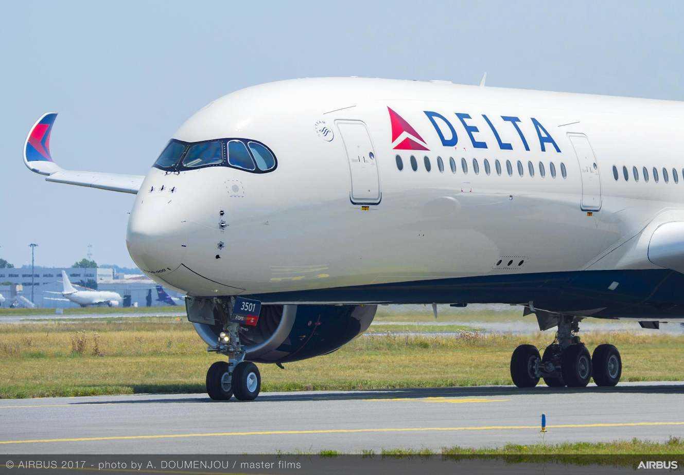 AFI KLM E&M to support Delta A350 fleet