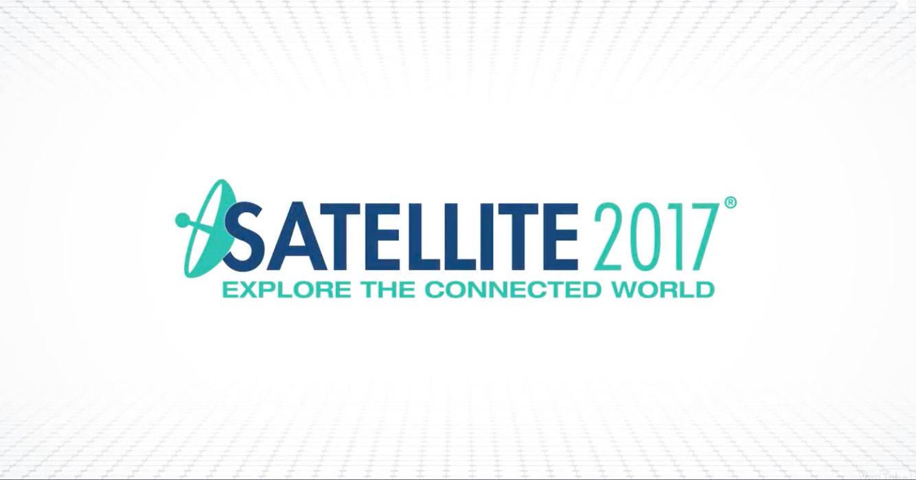 Le congrès Satellite 2017 s'ouvrira à Washington lundi