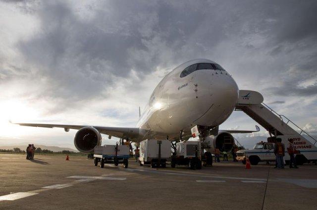 Qantas Airways s'intéresse à l'Airbus A350 à très long rayon d'action