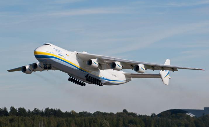 Vers un redémarrage de production de l'An-225