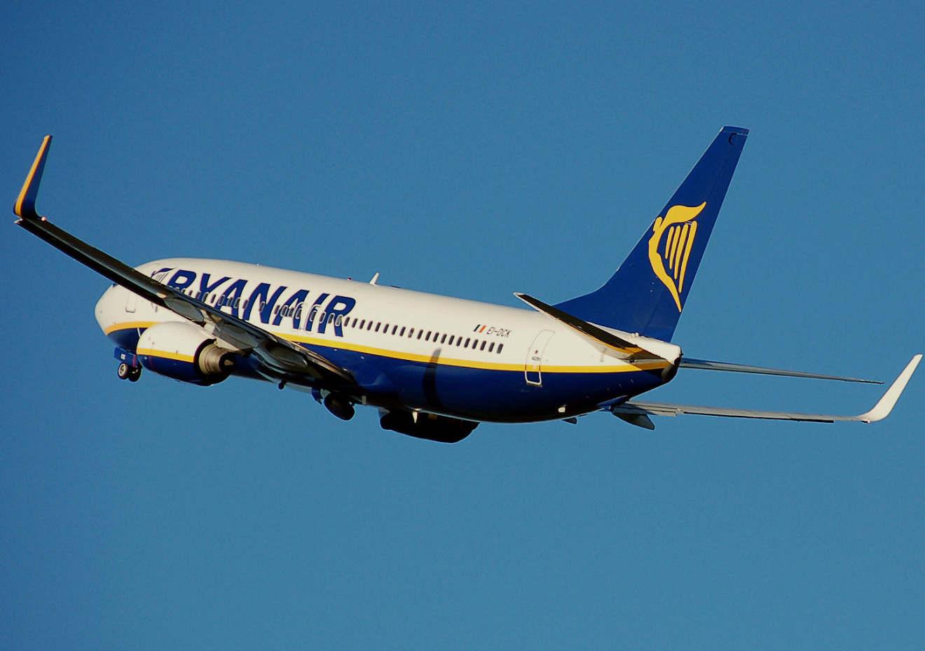 Ryanair ouvre 6 nouvelles lignes depuis la Belgique