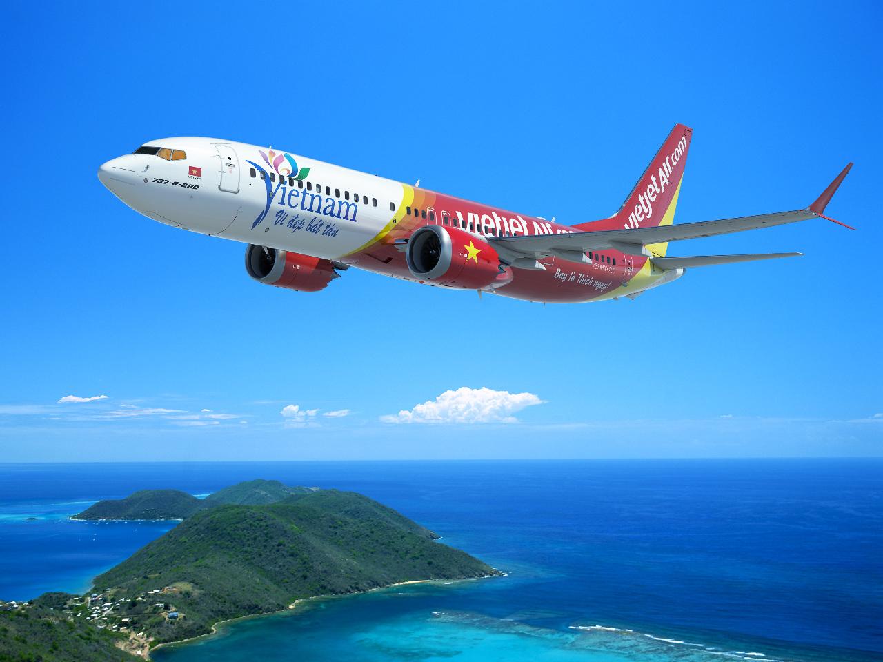 VietJet signe pour 100 Boeing 737 MAX 200