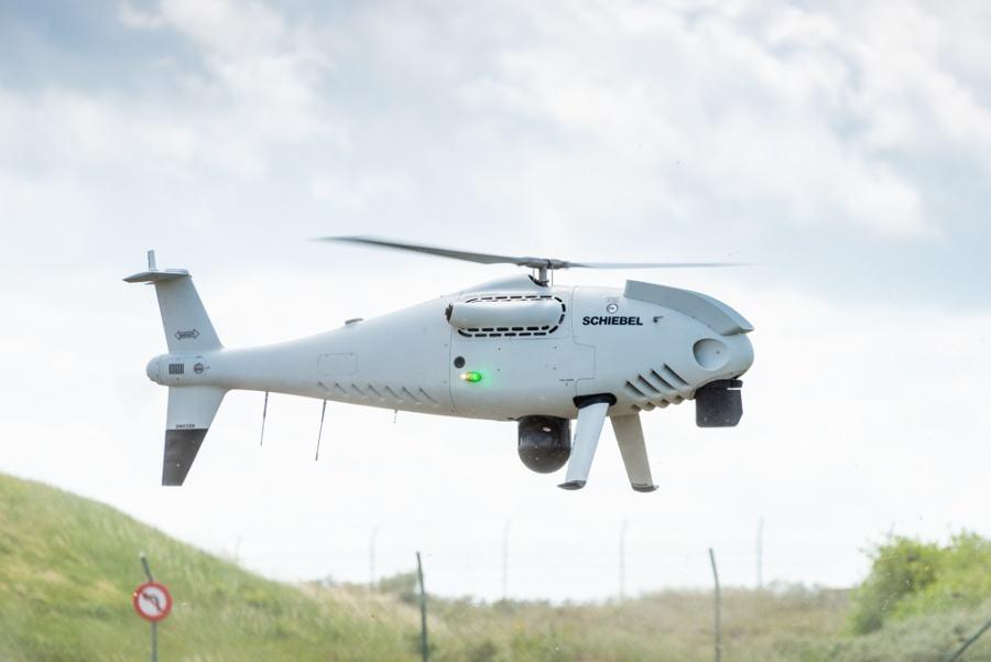 Belgique : une unité pour les drones aériens embarqués