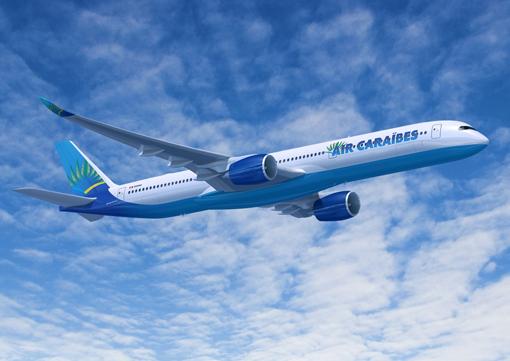 Air Caraïbes se lance dans le low cost long-courrier