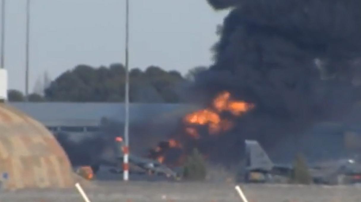 """Crash à Albacete : """"Une malchance totale"""""""