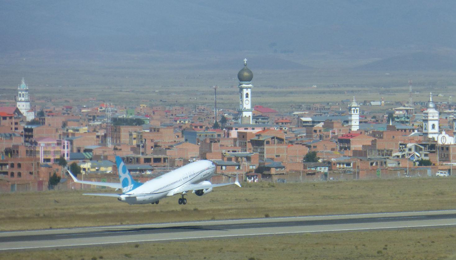 Le Boeing 737 MAX 8 avec des CFM Leap-1B est certifié