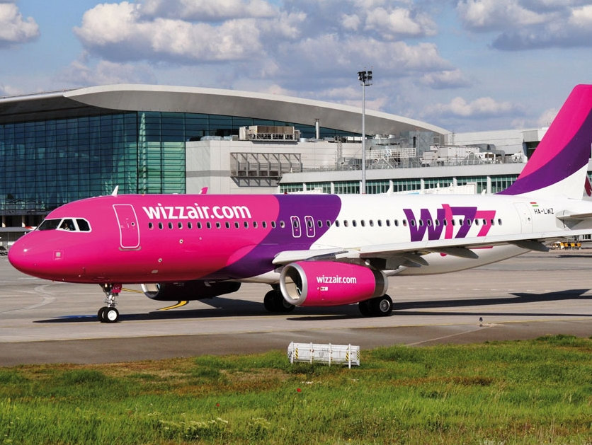 Wizz Air renforce sa desserte d'Israël