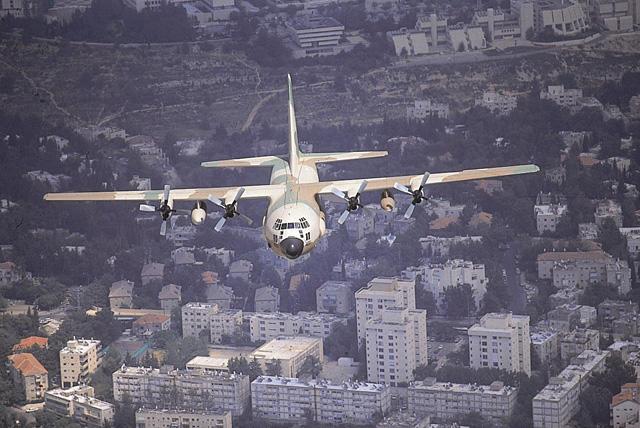 Israël : Les C-130 modernisés déclarés opérationnels