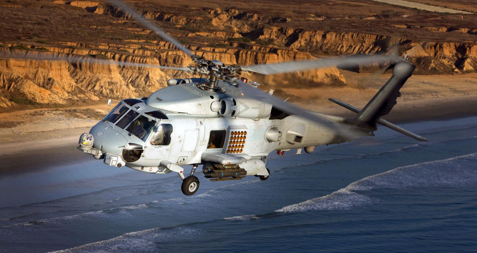 Modernisation des MH-60R australiens