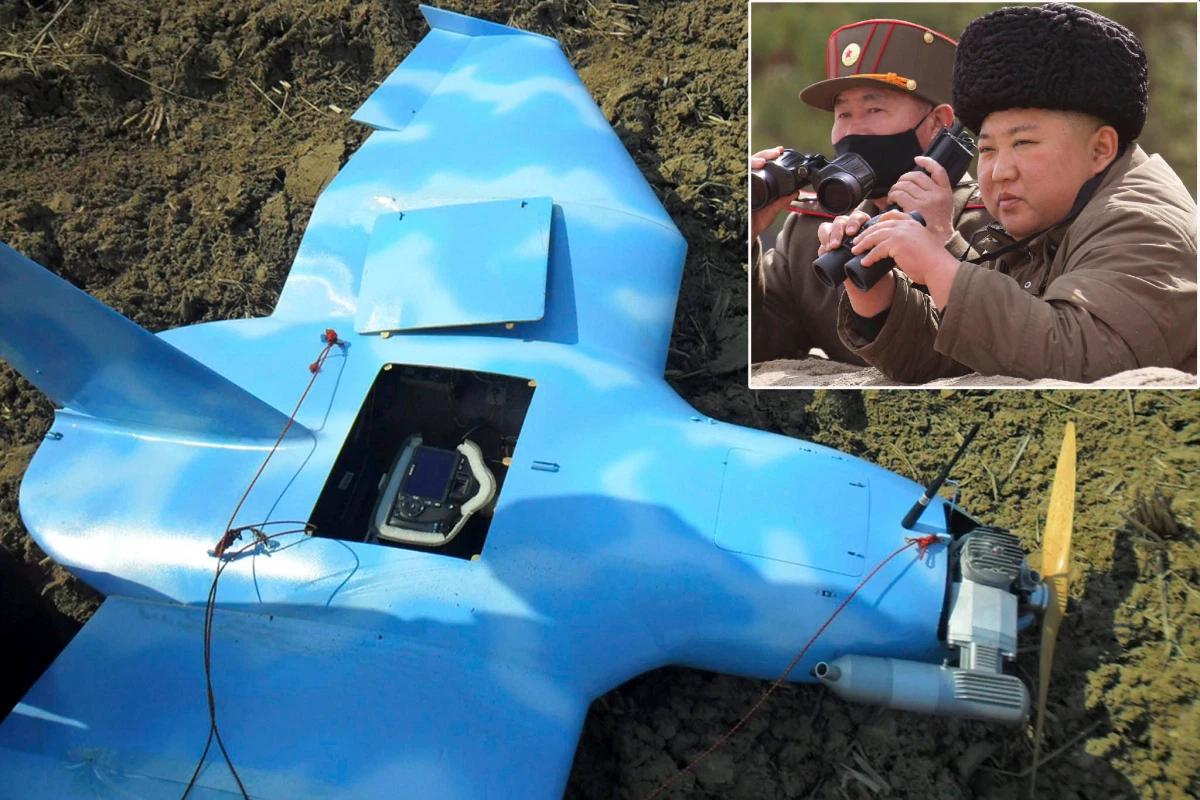 Corée du Nord : La prolifération des drones suicides inquiète