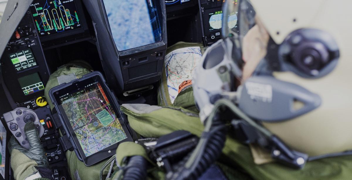 Earthcube entend participer à l'aviation de combat du futur
