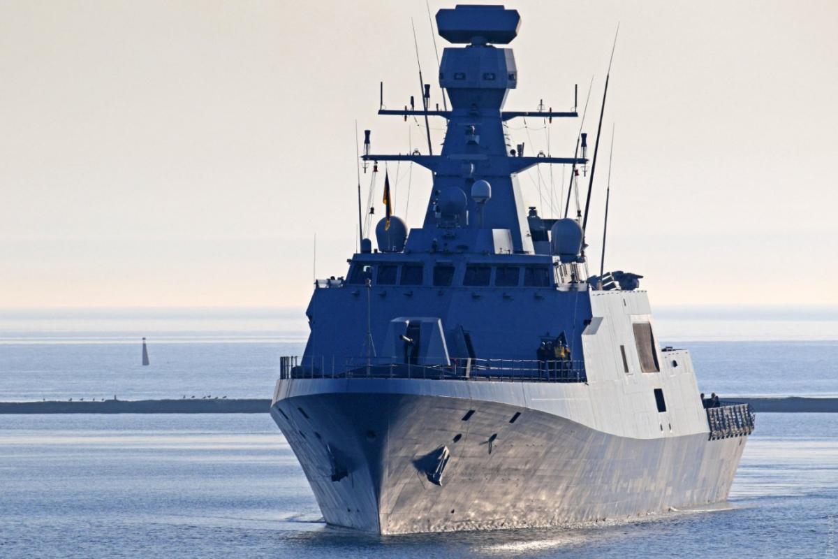 La Turquie construit la future corvette Ukrainienne