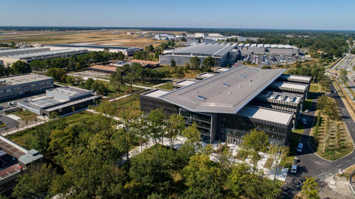 Dassault Aviation se recentre à Bordeaux-Mérignac