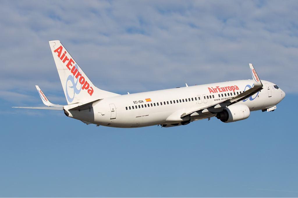 Air Europa va proposer le wifi sur courts et moyens courriers