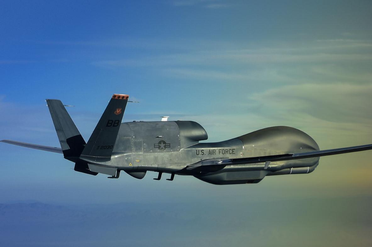 Le RQ-4 se prépare à remplacer l'U-2