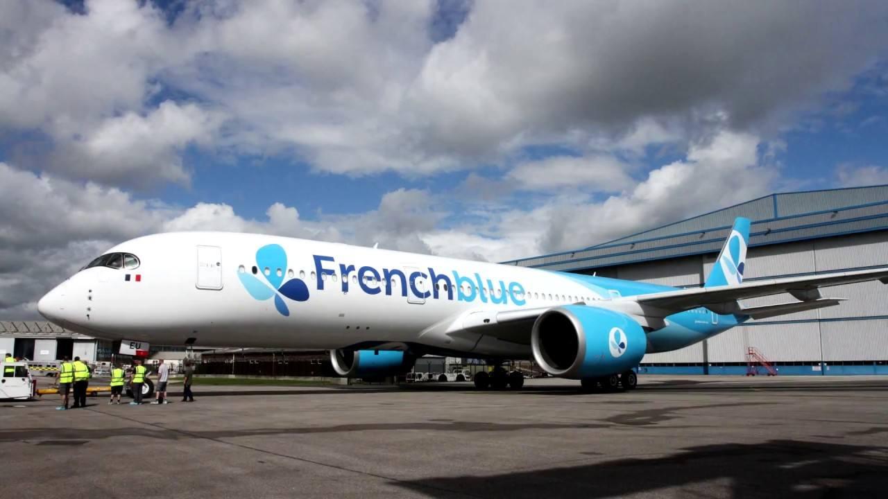 French Blue arrivera en Polynésie en mai 2018