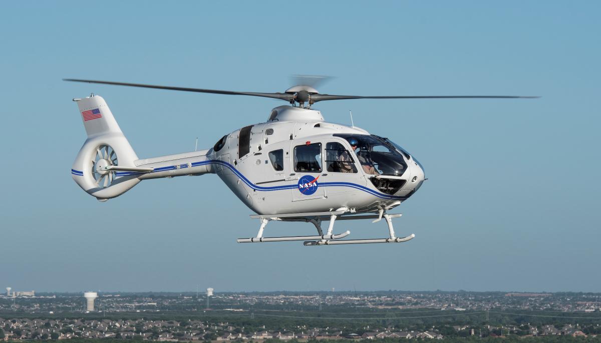 Heli-Expo 2020 : la Nasa commande trois Airbus H135