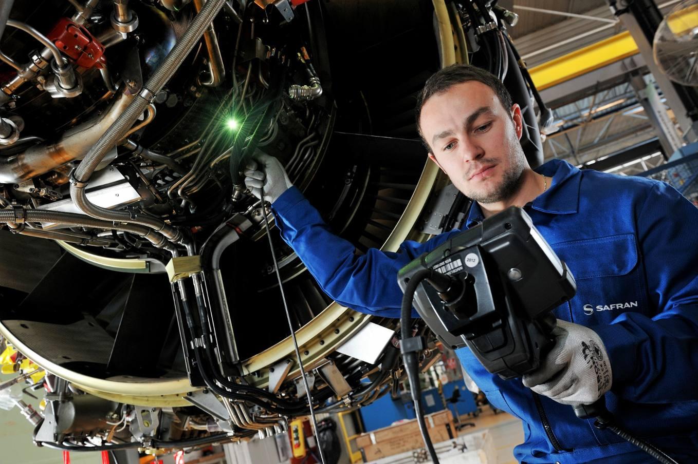 Safran presents B.SIde engine inspection service
