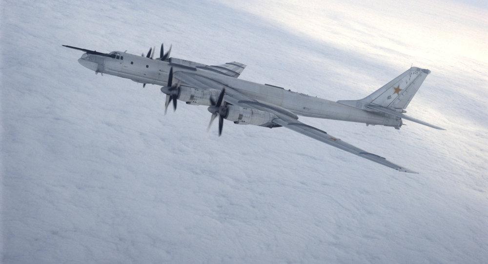 Russie : crash d'un bombardier Tu-95