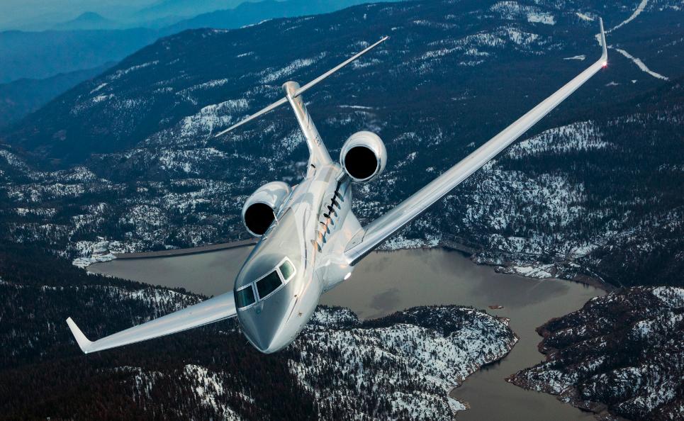 Le Gulfstream G500 certifié