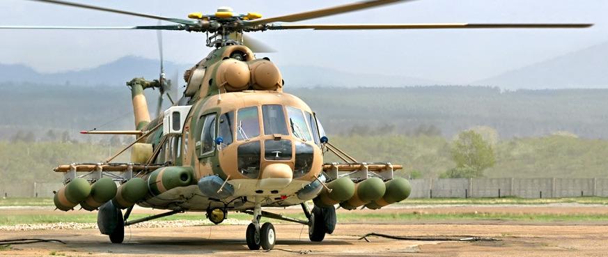 Mi-17V-5 : LOTN effectue une révision non autorisée