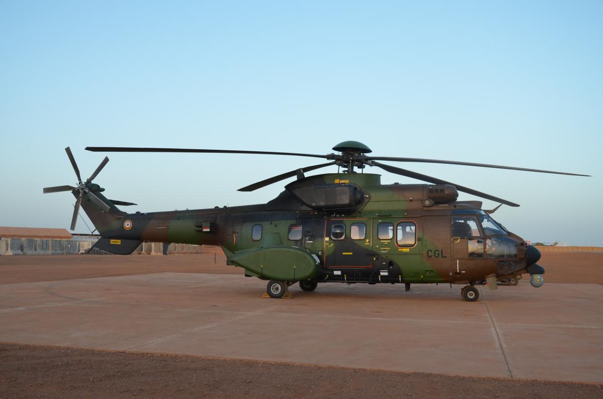 Armées : comment Airbus redonne des couleurs à la dispo hélicoptères