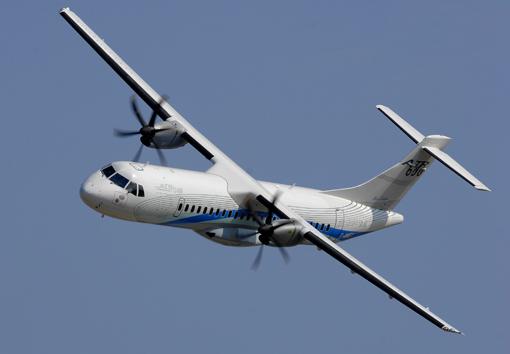 Triplé pour les turbopropulseurs ATR