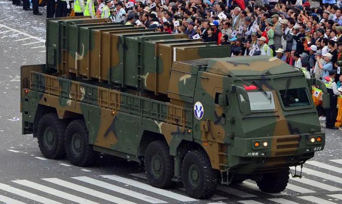 Balistique: Séoul va durcir le ton