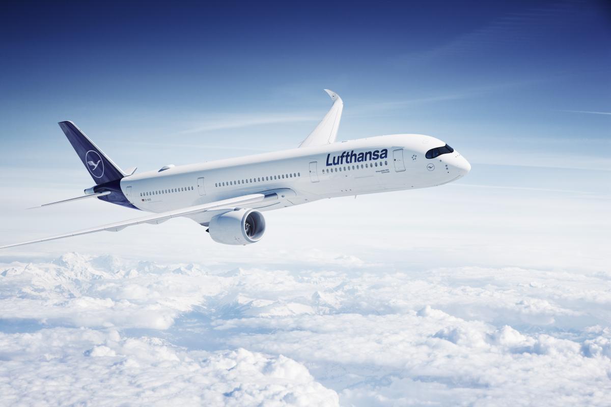 Lufthansa reprend 5 Airbus A350-900 et 5 Boeing 787-9