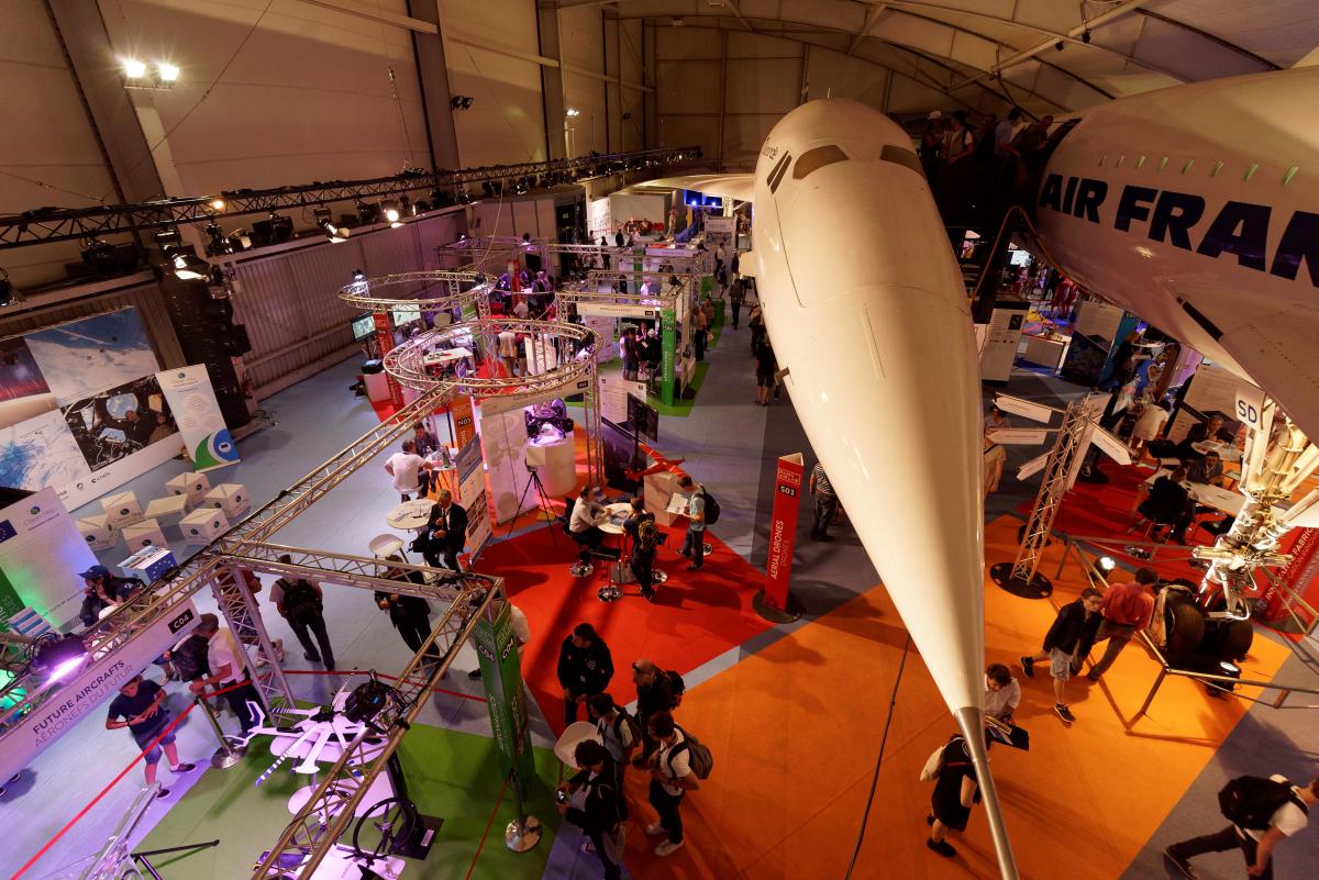 Bourget 2019: Rendez-vous au Paris Air Lab