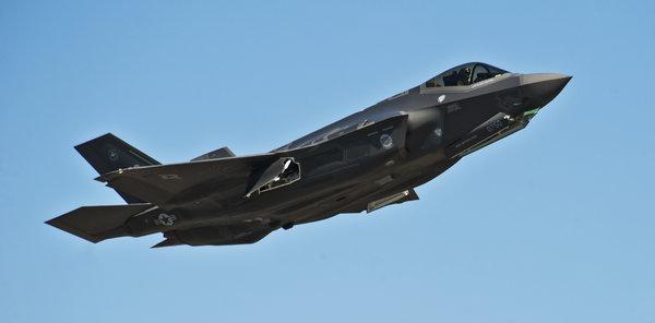 Des F-35 pour le Danemark