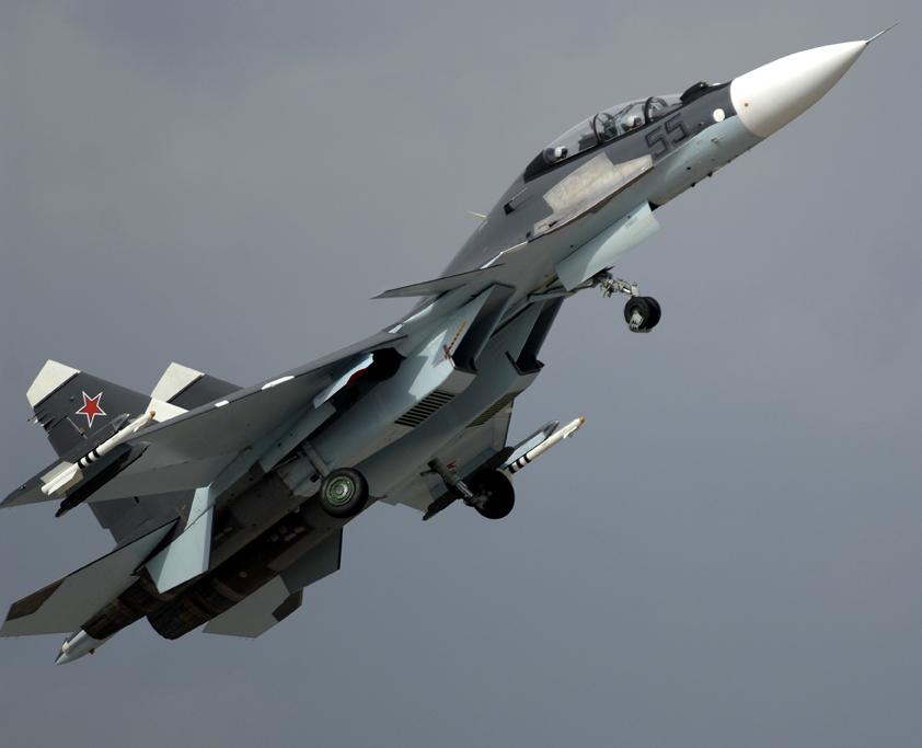 Su-30 supplémentaires pour l'Algérie