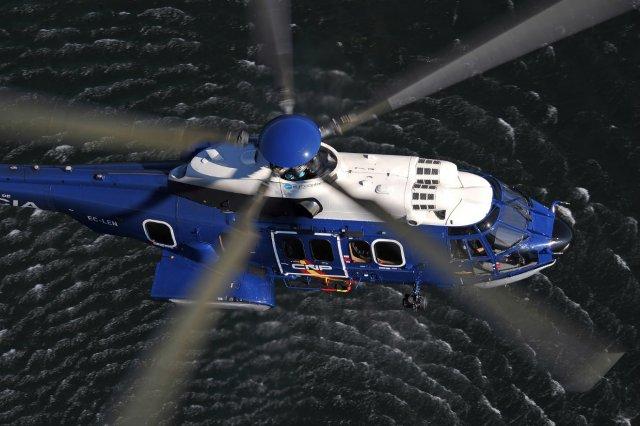 Levée de l'interdiction de vol des Super Puma EC225 LP et AS332 L2