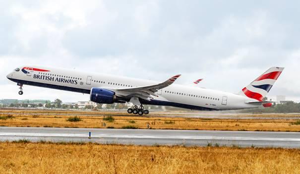 Airbus A350-1000 : le premier pour British Airways
