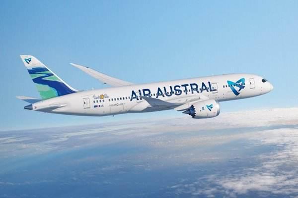 Air Austral renforce la ligne Paris-Mayotte