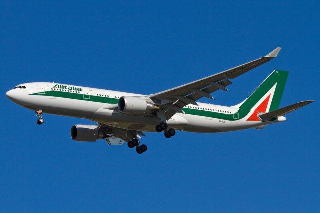 """La """"nouvelle"""" Alitalia aura une flotte réduite de près de 40%"""