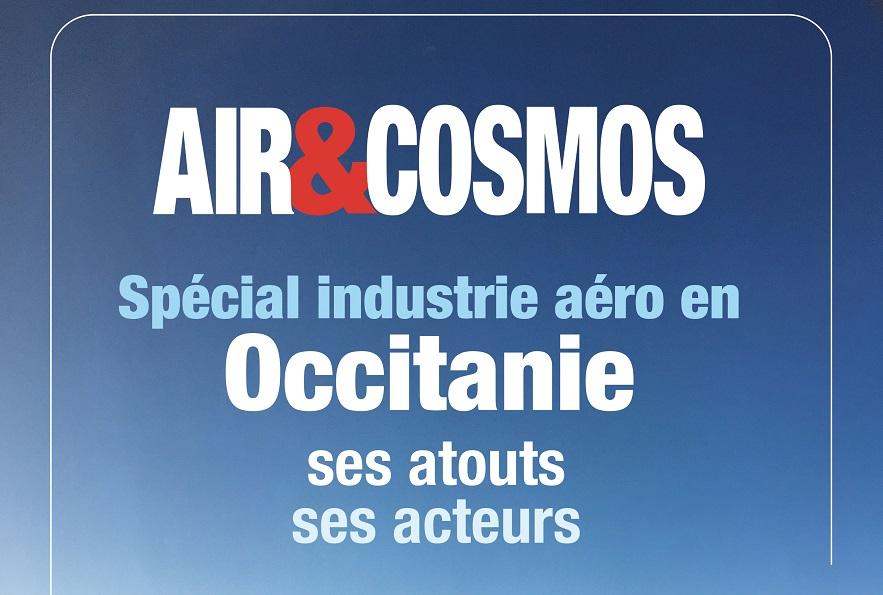 Spécial Occitanie à paraître le 20 mars dans Air et Cosmos