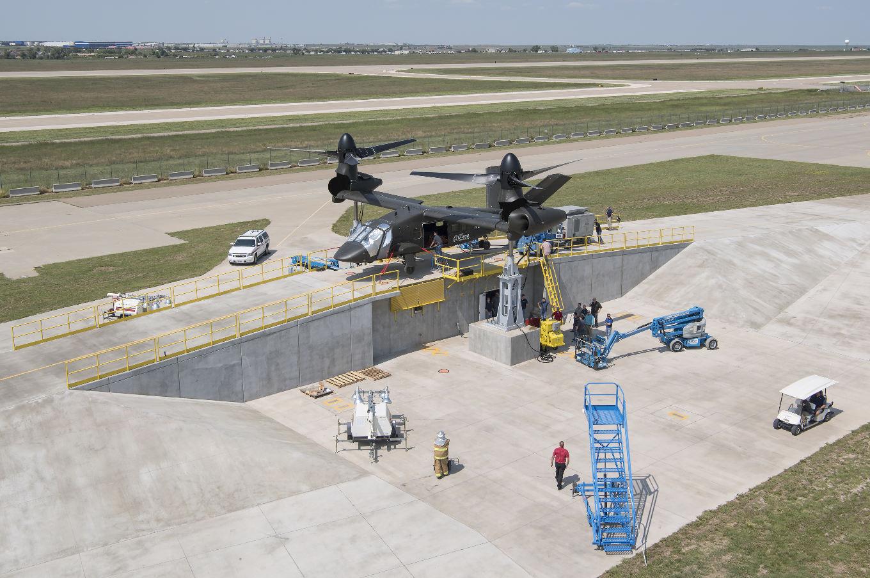 Bell : le premier V-280 est prêt